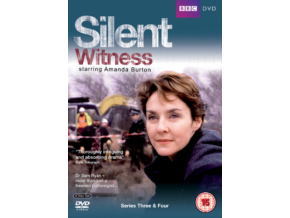 Silent Witness - Series 3 and 4 (DVD)