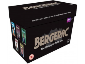 Bergerac - The Complete Collection (DVD)