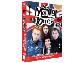 The Young Ones: 25th Anniversary Complete Series 1 and 2 (3 Discs) (DVD)