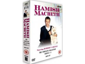 Hamish MacBeth Complete Boxset (Six Discs) (DVD)
