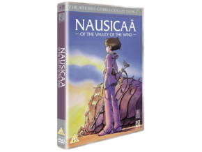 Nausicaa Valley Of The Wind (Studio Ghibli Collection) (DVD)