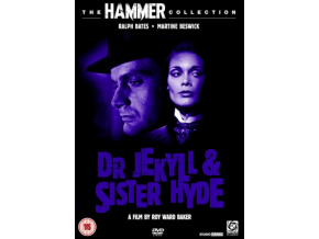 Dr Jekyll and Sister Hyde (DVD)