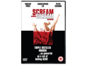 Scream and Scream Again (1969) (DVD)