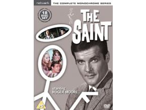 The Saint: The Monochrome Episodes (1965) (DVD)