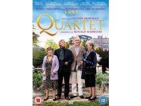 Quartet (2012) (DVD)