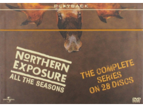 Northern Exposure - Season 1-6 Complete (DVD)