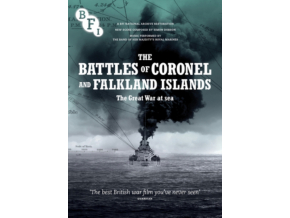 The Battles of Coronel and the Falkland Islands (DVD)
