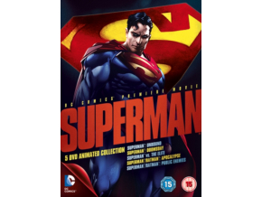 Superman Animated Collection (DVD)