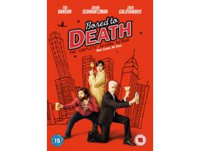 Bored To Death - Season 2 (DVD)