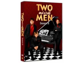 Two and a Half Men: Season 8 (DVD)