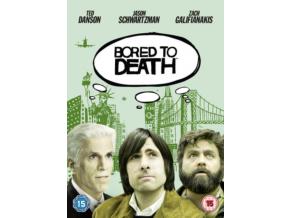Bored To Death - Season 1 (HBO) (DVD)