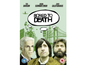 Bored To Death - Season 1 (HBO) (DVD)