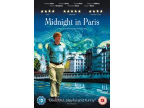 Midnight In Paris (2011) (DVD)