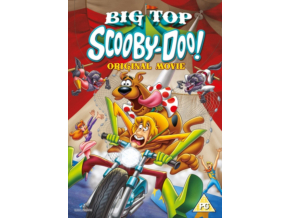 Scooby-doo - Big Top Animation (DVD)