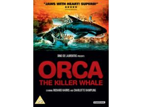 Orca - The Killer Whale (1977) (DVD)