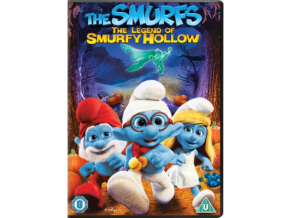The Smurfs: The Legend Of Smurfy Hollow (DVD)