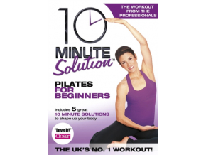 10 Minute Solution - Pilates For Beginners (DVD)