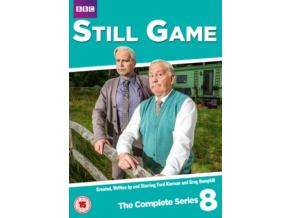 Still Game - Series 8 (DVD)