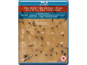 Human Flow [Blu-ray] (Blu-ray)