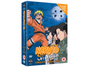 Naruto Unleashed - Series 6 (DVD)