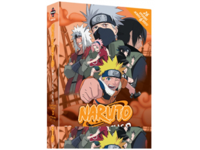 Naruto Unleashed - Series 3 (DVD)