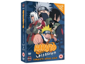 Naruto Unleashed - Series 4 (DVD)
