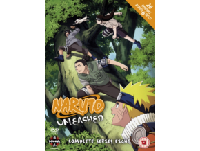 Naruto Unleashed - Series 8 (DVD)