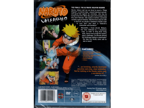 Naruto Unleashed - Series 9 - The Final Episodes (DVD)