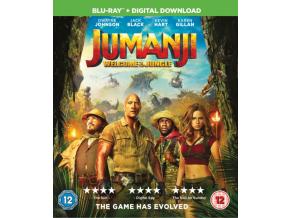 Jumanji: Welcome To The Jungle [2017] (Blu-ray)