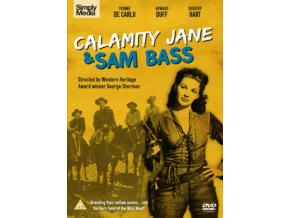 Calamity Jane And Sam Bass (1949) (DVD)