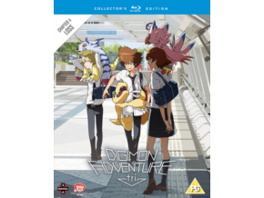 Digimon Adventure Tri The Movie Part 4 Collectors Edition Bluray (Blu-ray)