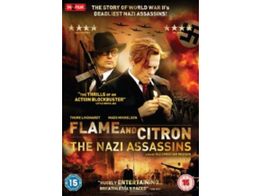 Flame And Citron (DVD)