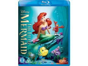The Little Mermaid (Blu-Ray)