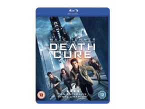 Maze Runner - The Death Cure  [2018] (Blu-ray)