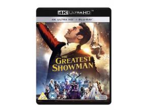 The Greatest Showman [ Blu-ray 4K + Blu-ray + Digital Download] [2017] (Blu-ray)