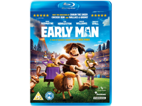 Early Man [2018] (Blu-ray)