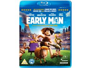 Early Man [Blu-ray] [2018] (Blu-ray)
