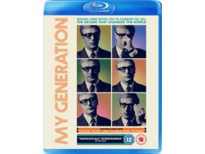 My Generation [Blu-ray] [2018] (Blu-ray)