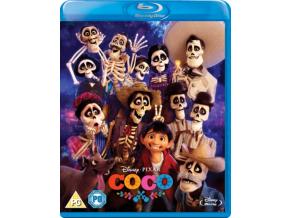 Coco [Blu-ray] [2018] [Region Free]