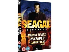 Seagal (3 Disc Boxset) (DVD)