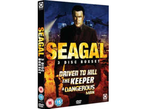 Seagal (3 Disc Boxset) (DVD)