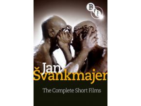 Jan Svankmajer - The Complete Short Films 1964-1992 (3 Disc) (DVD)