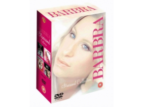 The Barbra Streisand Collection - What's Up Doc / Up The Sandbox / Nuts / The Main Event (DVD)