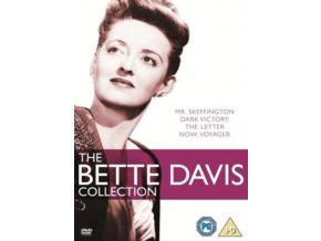 The Bette Davis Collection /  Now Voyager / The Letter / Dark Victory / Mr Skeffington (Box Set) (4 Discs) (DVD)