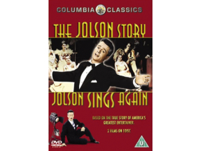 The Jolson Story/Jolson Sings Again (1946 / 1949) (DVD)
