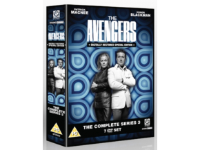 The Avengers: The Complete Series 3 (1964) (DVD)