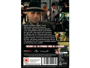 Kojak - The Complete Collection (30 DVD Box Set)