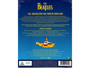 The Beatles - Yellow Submarine [Blu-ray] [1968] (Blu-ray)