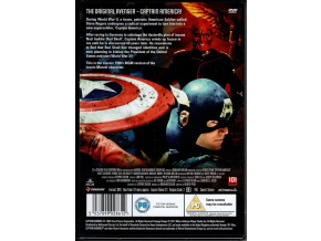 Captain America (1990) (DVD)