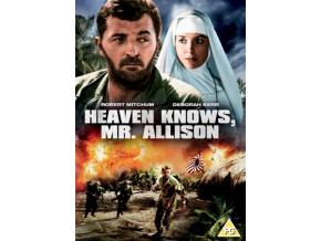 Heaven Knows Mr Alison (1957) (DVD)
